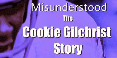 TSH - 40 - Misunderstood: The Cookie Gilchrist Story - Dave Jingo