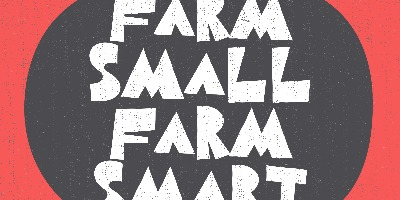 TSH - 197 - Farm Smart, Farm Small - Diego Footer