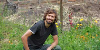 TSH - 109 - The Pemaculture Student - Matt Powers