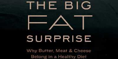 TSH - 66 - The Big Fat Surprise: Why Butter, Meat and Cheese Belong in a Healthy Diet - Nina Teicholz